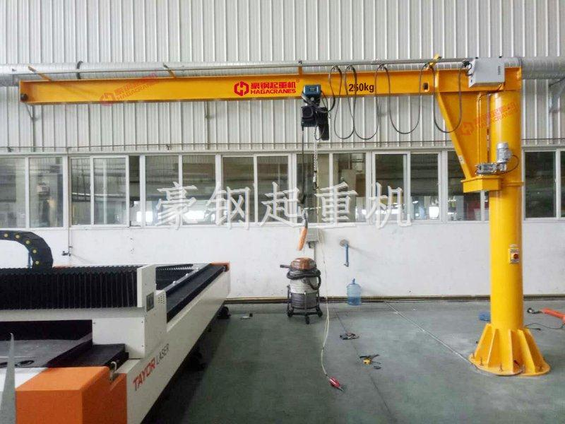 天津汽车模具:豪钢起重机业界的佼佼者