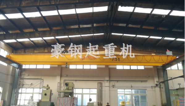 热烈祝贺上海上大热处理有限公司电动葫芦桥式起重机安装检验通过