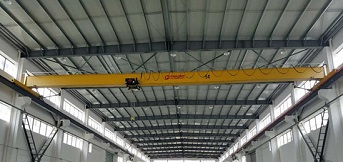 ld电动单梁起重机的安装方法