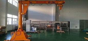 豪钢:优质旋臂吊生产厂家