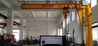 如何选择立柱式旋臂吊厂家?