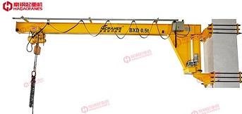 壁式悬臂式起重机安全操作规程