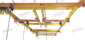 组合式悬挂起重机在农机制造中的应用