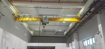 电动单梁悬挂桥式起重机操作注意事项