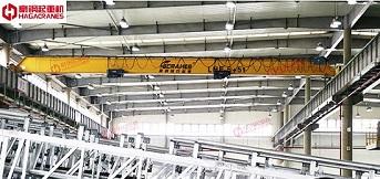 电动单梁起重机更换10吨电动葫芦步骤