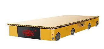 国家磁浮中心邀请豪钢共同研制磁浮直驱自动化重载运输车