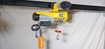 微型电动葫芦使用注意事项