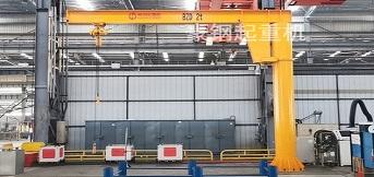 启东中远海运海洋工程公司订购豪钢0.5t-2t悬臂吊