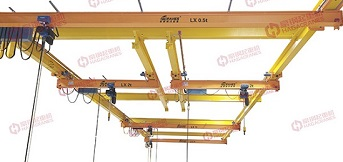 柔性悬挂起重机的功能特点介绍