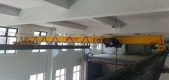 ld型电动单梁起重机的用途、构造及性能