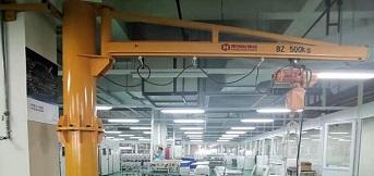 起重机制造过程中焊接质量问题如何控制?
