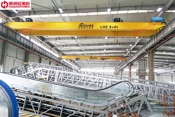 LHE型欧式双梁桥式起重机