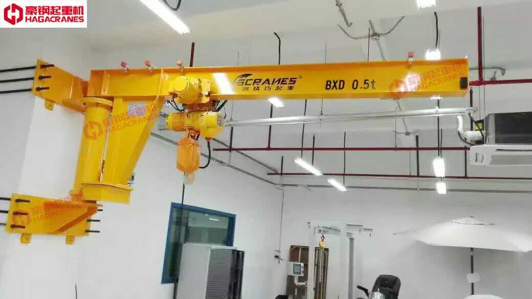BXD 壁式悬臂吊