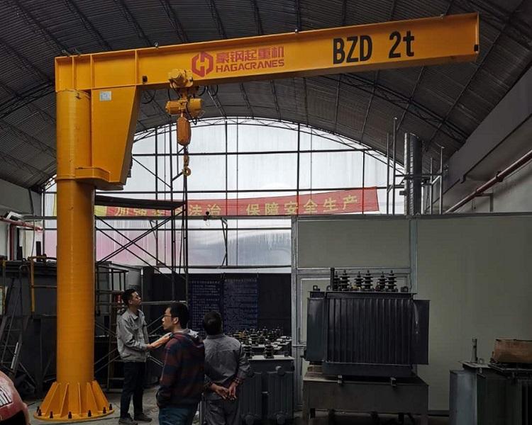 BZD型2t定柱式悬臂吊